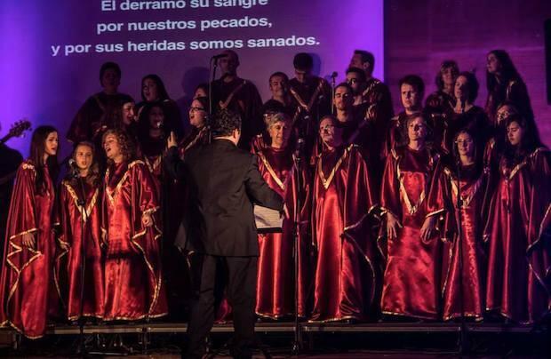 El Coro Gospel Vida. / Daniel Rodríguez,gospel vida