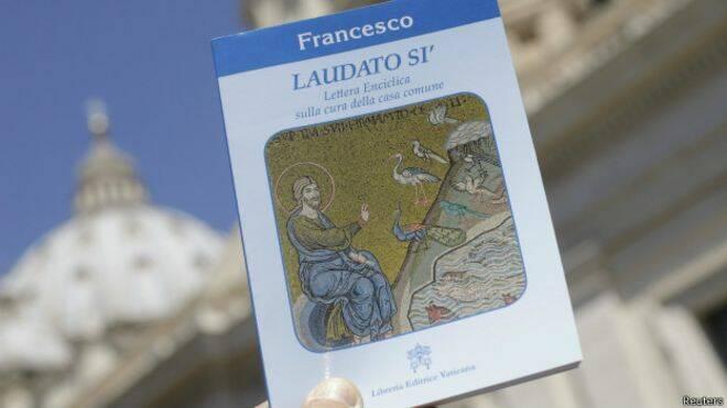 Laudato Si, la nueva encíclica de Francisco. / Reuters,francisco