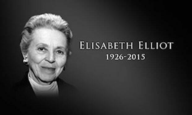 Elisabeth Elliot. / CBN.com,