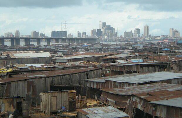 Lagos, en Nigeria.,lagos nigeria