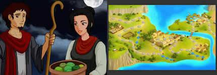 El videojuego está disponible en varios idiomas.
