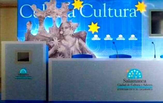 La sala del Teatro Liceo de la Fundación Salamanca Ciudad de Cultura y Saberes,Fundación Salamanca, Ciudad de Cultura y Saberes