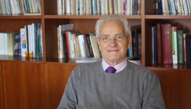 Giovanni Traettino, pastor evangélico en Italia. / Joel Forster,Giovanni Traettino