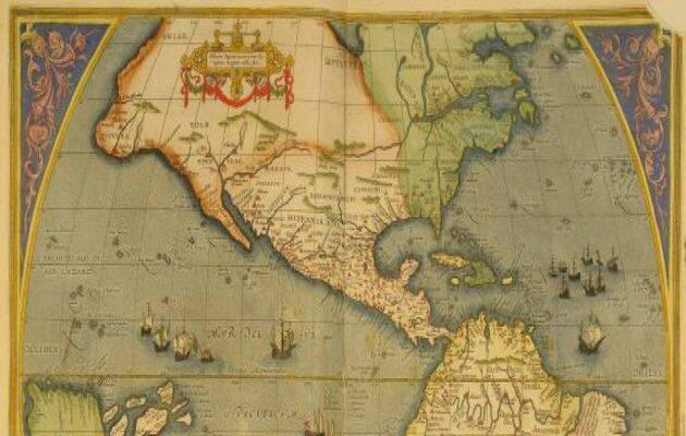 América en la época colonial,