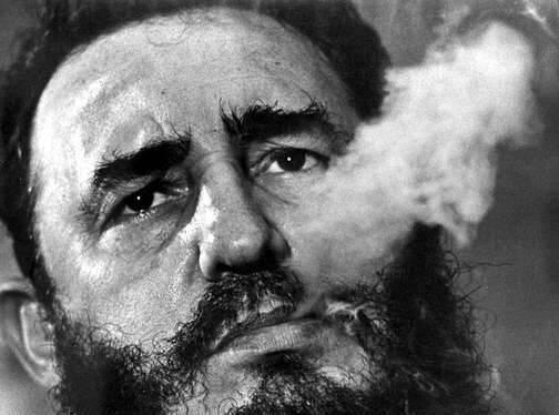 Fidel Castro, en La Habana en 1985 / Charles Tasnadi, AP,Fidel Castro