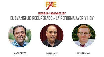 Israel Sanz es uno de los invitados a la conferencia nacional Pasión por el Evangelio 2017.