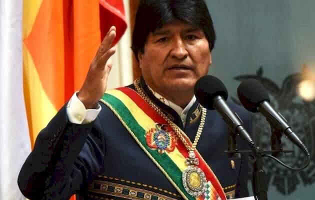 Evo Morales (imagen de archivo),Evo Morales
