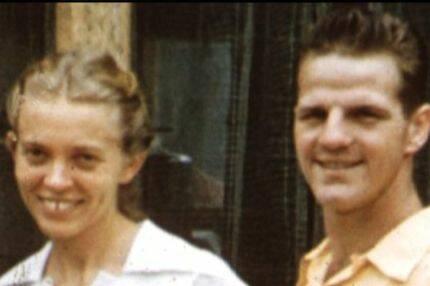 Elisabeth y Jim Elliot.,