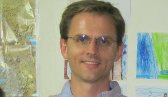 El misionero cristianos en Estambul, Dvid Bale. / Blog de David y Ulrike Byle,
