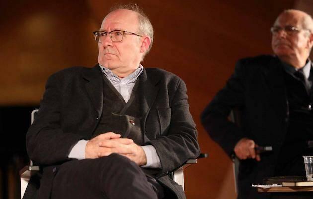 José Luis Villacañas, durante unas jornadas de Filosofía celebradas en Madrid, en enero de 2019. / Diario de Madrid, Wikipedia (CC 4.0)