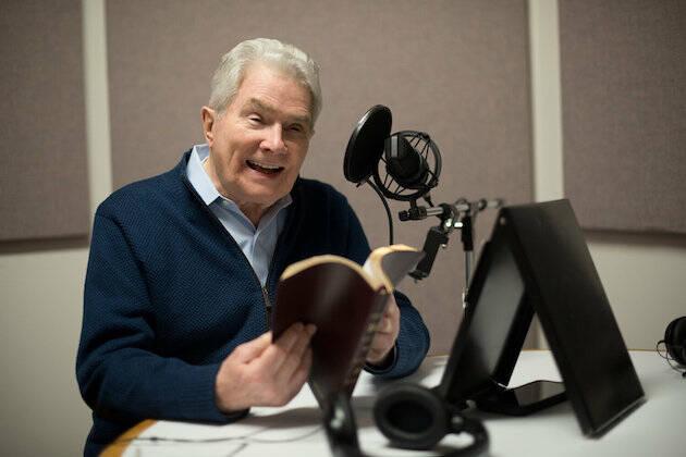 La radio ha sido otro de los ministerios de gran alcance de Luis Palau.