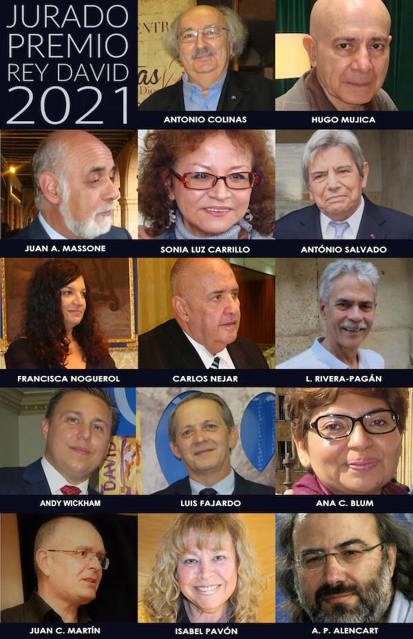 265 poetas participan en la 2ª edición del premio de poesía bíblica Rey David