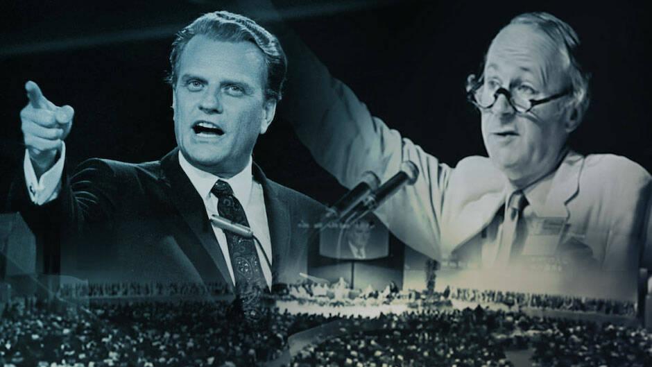 Casi en paralelo a Billy Graham, Stott recorrió Inglaterra, América, Australia y África anunciando el Evangelio