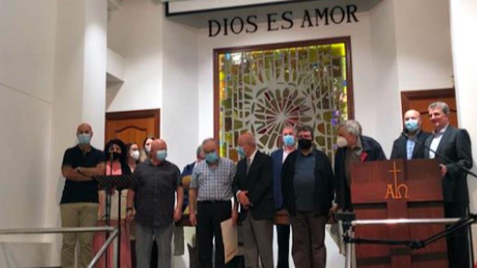 El acto ha servido para celebrar las graduaciones de los últimos dos cursos y comenzar el nuevo. / Alberto Quesada y Quique Esteban, AGDE.,