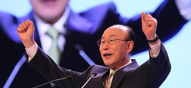 <p> El pastor David Yonggi Cho, fundador de la Iglesia del Evangelio Completo de Yoido en Se&uacute;l.</p> ,